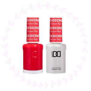 DND 400 - 640Daisy Soak Off Gel Polish Pick Your Color .5oz LED/UV