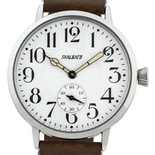 Vintage Svalbard Aviator watch with Seiko movement. Limited Edition 500 pcs.