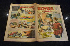 THE ROVER & WIZARD Comic - Date 08/07/1967 - UK Comic
