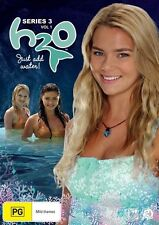 H2O - Just Add Water! : Series 3 : Vol 1 (DVD, 2012, 2-Disc Set) Brand New