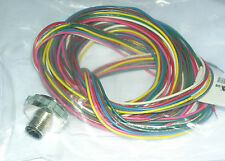 TURCK, EUROFAST 8 PIN CONNECTOR / CABLE ASSEMBLY, FS8-2/14.5