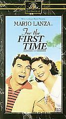 For the First Time (VHS, 1994)