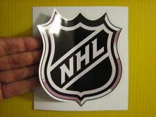 "BEST PRICE!! LOT OF 10 NHL DECAL / STICKER   NHL LOGO 5"" X 4"""