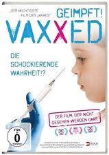 VAXXED - Die schockierende Wahrheit!? (Geimpft, Impfschutz) DVD NEU + OVP!