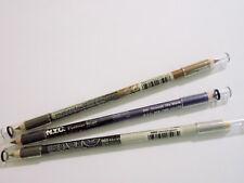 3 NYC Eyeliner Duet Pencil #880, #884, #886, Brown, Lavender, Grayish White