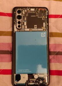 ONEPLUS NORD 5G 8GB RAM + 128GB STORAGE ONYX GREY + COVER + PELLICOLE