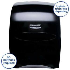 09996 Kimberly-Clark Professional* Sanitouch Hard Roll Towel Dispenser NIB