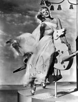 8x10 Print Rita Hayworth Whimsical Portrait #RHEO