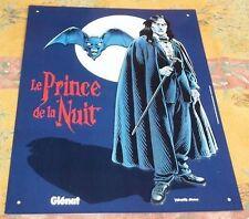 Swolfs - Prince de la nuit - Plaque Glénat