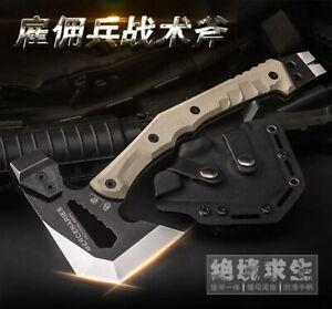 Hammer Axe Garden Tomahawk Army Outdoor Machete Axes Hand Tools Tactical Knives