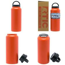 RTIC 213 Double Wall Vacuum Insulated Bottle, 36 oz, Orange