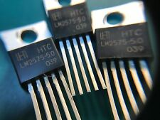 LM2575-5.0  1A, 52kHz ,step-down DC-DC switching regualtor(buck converter) HTC
