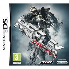 NDS NINTENDO DS DSI Lite XL gioco MX VS. ATV Reflex NUOVO RAR!!!