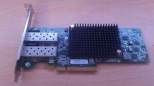 IBM 49Y4251 49Y4252 Emulex OCe10102 Converged Dual 10GbE Ethernet PCIe 2.0 x8