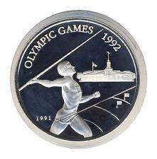SAMOA - 10 Tala 1991 - OLYMPIA Barcelona - Speerwerfen - SILBER - ANSEHEN