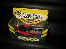 MATCHBOX MB38 MODEL A FORD 1995 ARL CLUB CAR COLLECTIBLE PENRITH PANTHERS NRL