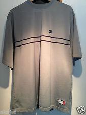 DC shoe company USA DCSHOECOUSA vintage gray t-shirt in size XL for sale