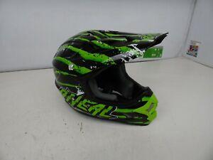 O'Neal Casco Crawler-Black / Verde Casco Bicicleta Casco Cascos T.L