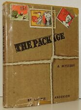 LAURIE ANDERSON The Package A Mystery FIRST EDITION 1971