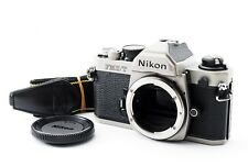Nikon New FM2/T 35mm SLR Film Camera Body Only From JAPAN