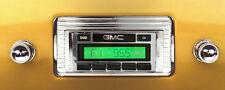 47 48 49 50 51 52 53 GMC AM FM USB Radio Custom Autosound USA-630II + Bluetooth