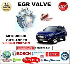 FOR MITSUBISHI OUTLANDER 2.0 Di-D 2007-ON Pneumatic EGR VALVE with GASKETS/SEALS