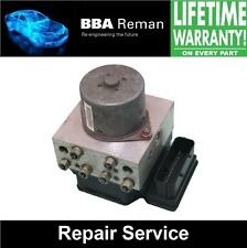 BMW Mini TRW ABS Pump (ABS) **REPAIR WITH LIFETIME WARRANTY!**
