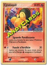 SCAN - CYNDAQUIL 54/115 - COMUNE REVERSE FORZE SEGRETE - ANDYCARDS