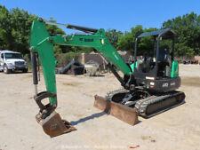 2014 Bobcat E42 Mini Hydraulic Excavator Rubber Tracks Aux bidadoo -Repair