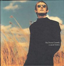 2CD THE DIVINE COMEDY A secret history + RARITIES deluxe box Bowie Kraftwerk