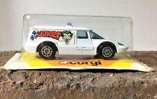1978 THE JOKER JOKERMOBILE CORGI DIECAST BATMAN TOY CAR MOC RARE