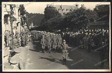 AK-POLIZIA-Batalion-Compagnia - 1939/40 - uomo di protezione-Ordine Polizia-tschako - 4