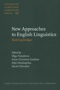 New Approaches to English Linguistics: B Highly Rated eBay Seller Great Prices