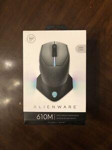 Alienware 610m Wireless Mouse Empty Box!