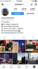 Instagram Marketing 100 - 200 + in 4 Days