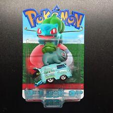 CUSTOM CARDED Pokémon Theme Hot Wheels Kool Kombi