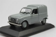 Uh 1:32 Renaul t 4L Fourgonnette Alloy car models gray