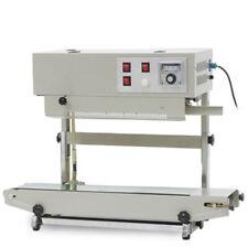Fr 900v Automatic Continuous Plastic Bag Sealing Machine Printing Band Sealer