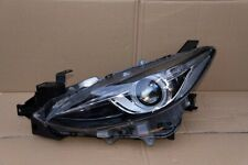 MAZDA 3 XENON SCHEINWERFER 2013-2018 LINKS HEADLIGHT FARO PHARE LHD