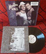 THE MAMBO KINGS **OST** 1992 Spain LP LINDA RONSTADT Celia Cruz ANTONIO BANDERAS