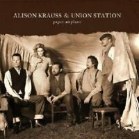 ALISON KRAUSS /UNION STATION - PAPER AIRPLANE (TOUR EDITION) CD++++++++++++  NEW