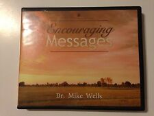 Encouraging Messages by Dr. Mike Wells (CD, 5-Disc Set)