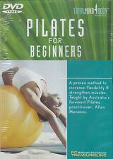 Pilates for Beginners (DVD, 2004)