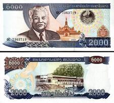 LAO LAOS 2,000 2000 KIP 2003 UNC P.33