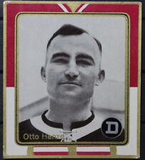 FOOTBALL BILD KÖNIG Fußball 1935/36 UNVERGESSEN † OTTO HENZE * DESSAU 05 GAUELF