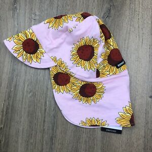 Bonds Sunflowers Swim Beach Sun Hat Size L BNWT Rare