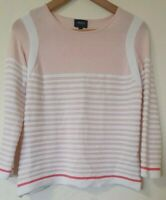 Armani Jeans Ribbed Jumper Top Size 42 12