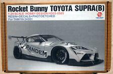 Hobby Design 03-0565 Rocket Bunny Toyota Supra B Widebody Kit Grade Up Parts