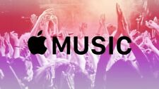 Apple Music 6 Months Free Individual Access Code, New Subscribers Only 2/06/2022