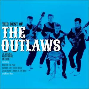 The Best of The Outlaws 28 Tracks 2 CDs Ambush Swinging Low Western Sunset